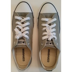 |Converse All Star Gray Sneakers|